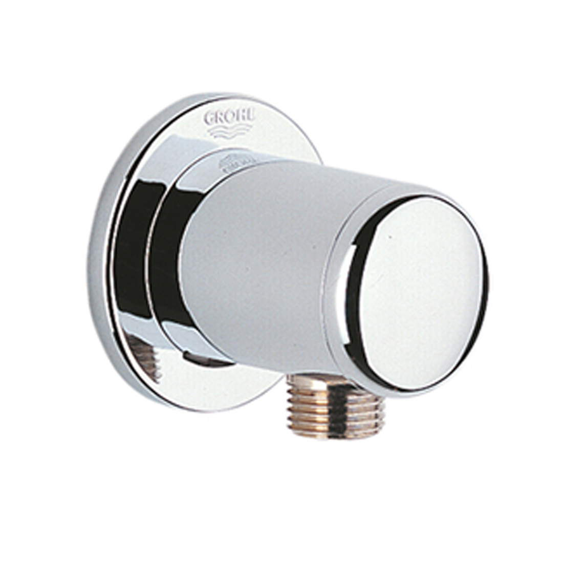 Grohe 28671000 Relexa Shower Outlet Elbow- 1/2