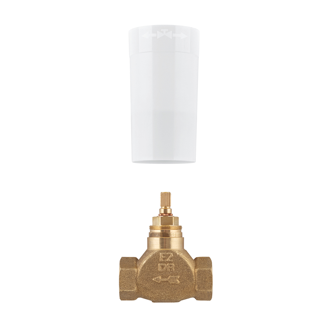 Grohe 29800000 Concealed Stop-Valve- 1/2