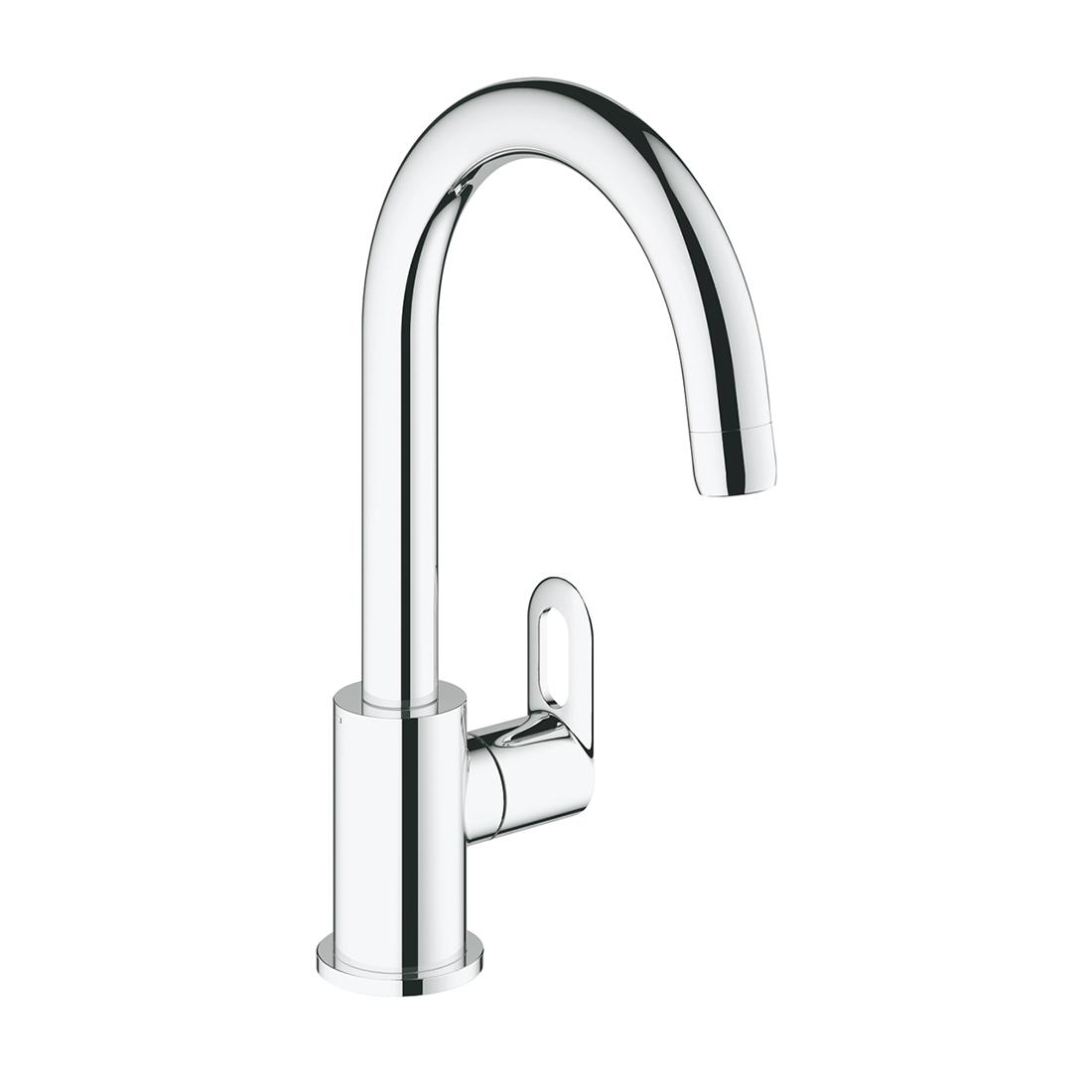 Grohe 31222000 Bauloop Sink Tap 1/2