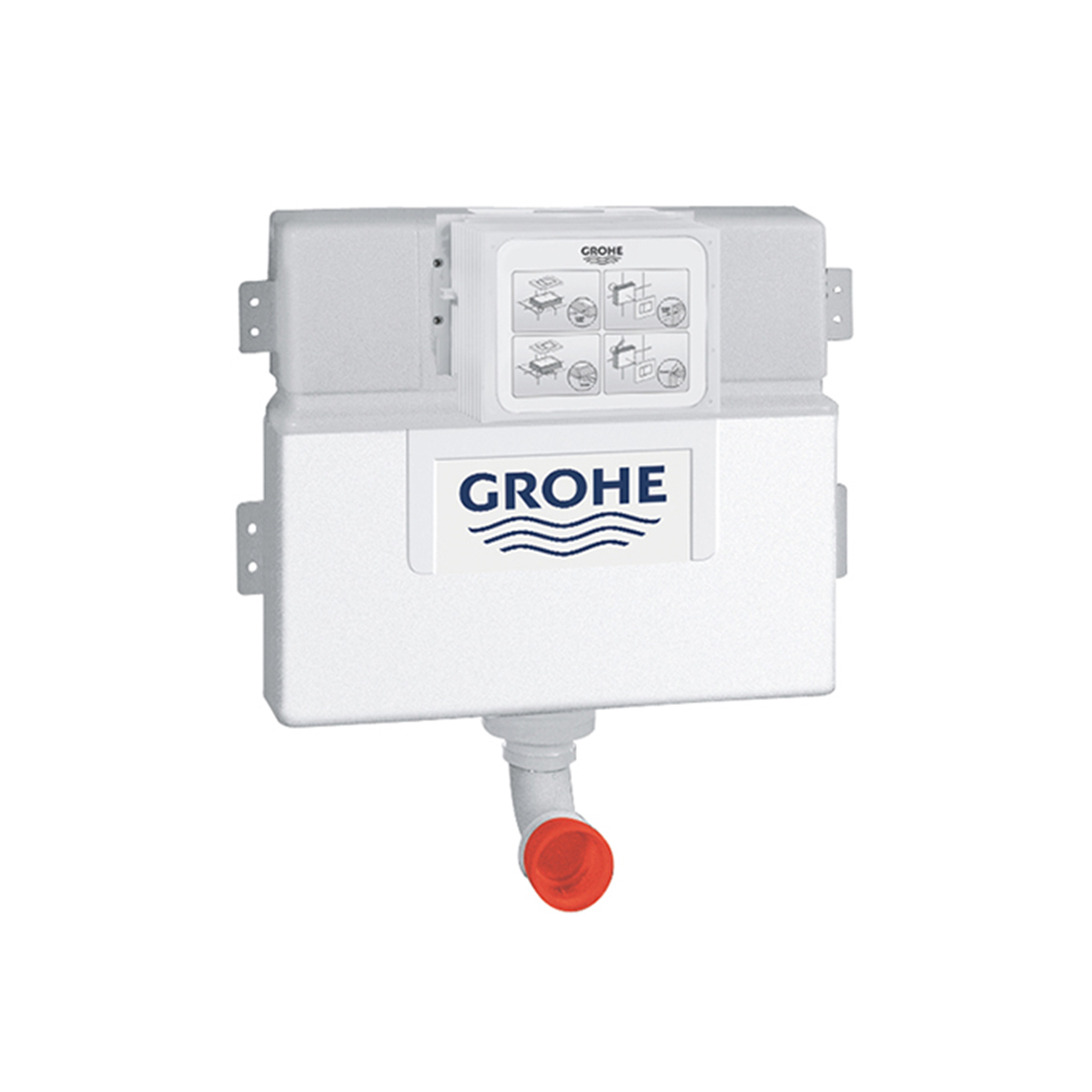 Grohe 38422000 Flushing Cistern for WC
