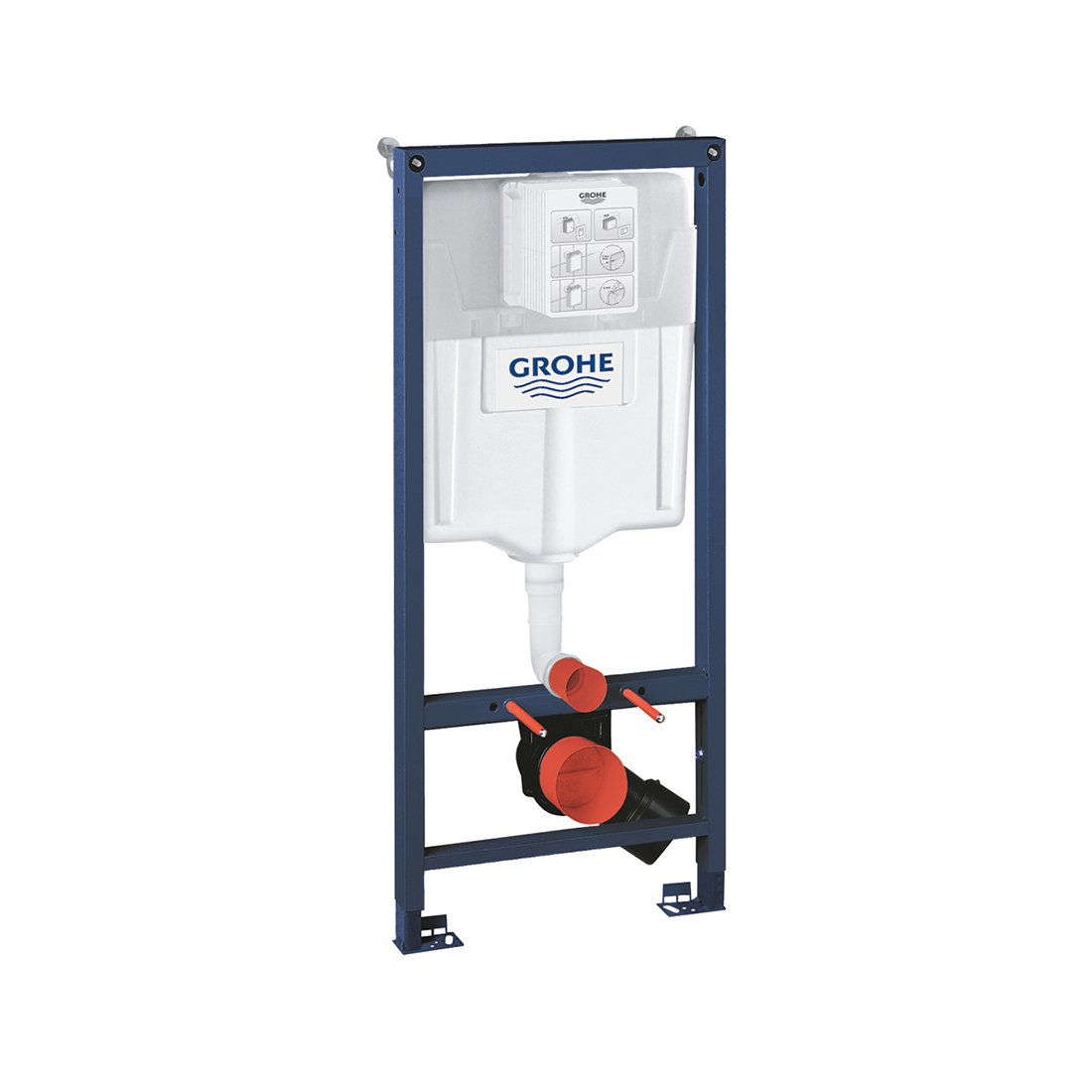 Grohe 38536001 Rapid SL Element for WC- 1.13 M Installation Height