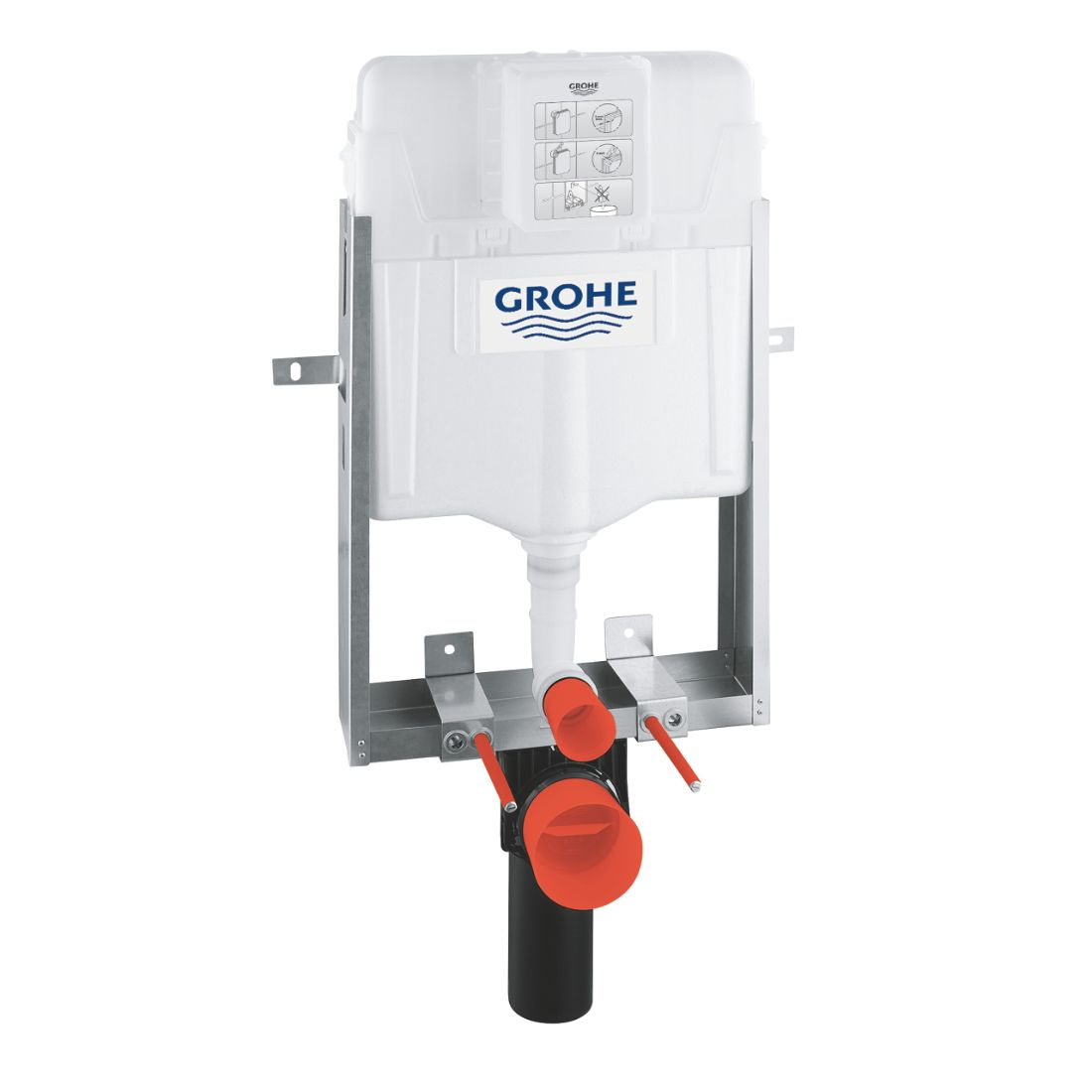 Grohe 39165000 Uniset Element for WC