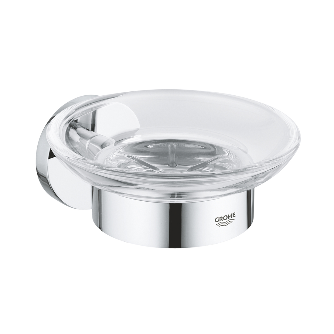Grohe 40444001 Essentials Soap Dish with Holder