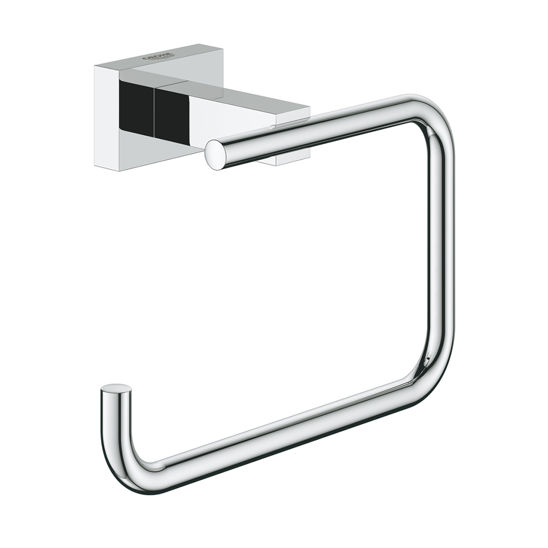 Grohe 40507001 Essentials Cube Toilet Paper Holder