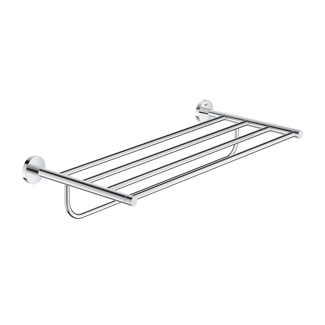 Grohe 40800001 Essentials Multi Bath Towel Rack