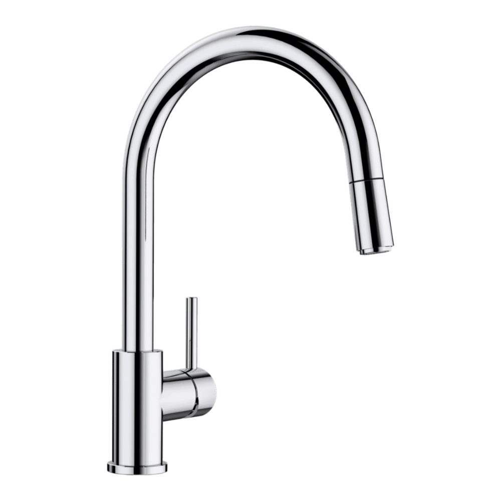 Blanco SPIRIT S Deck Mounted Kitchen Mixer with Pullout -56574280