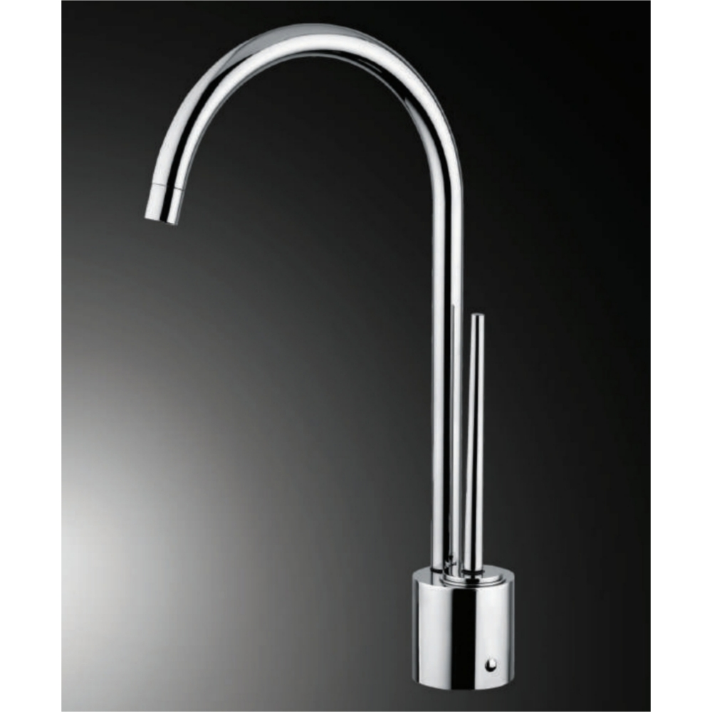 Hefele TROPIC Deck Mounted Sink Mixer with Pullout -56622250