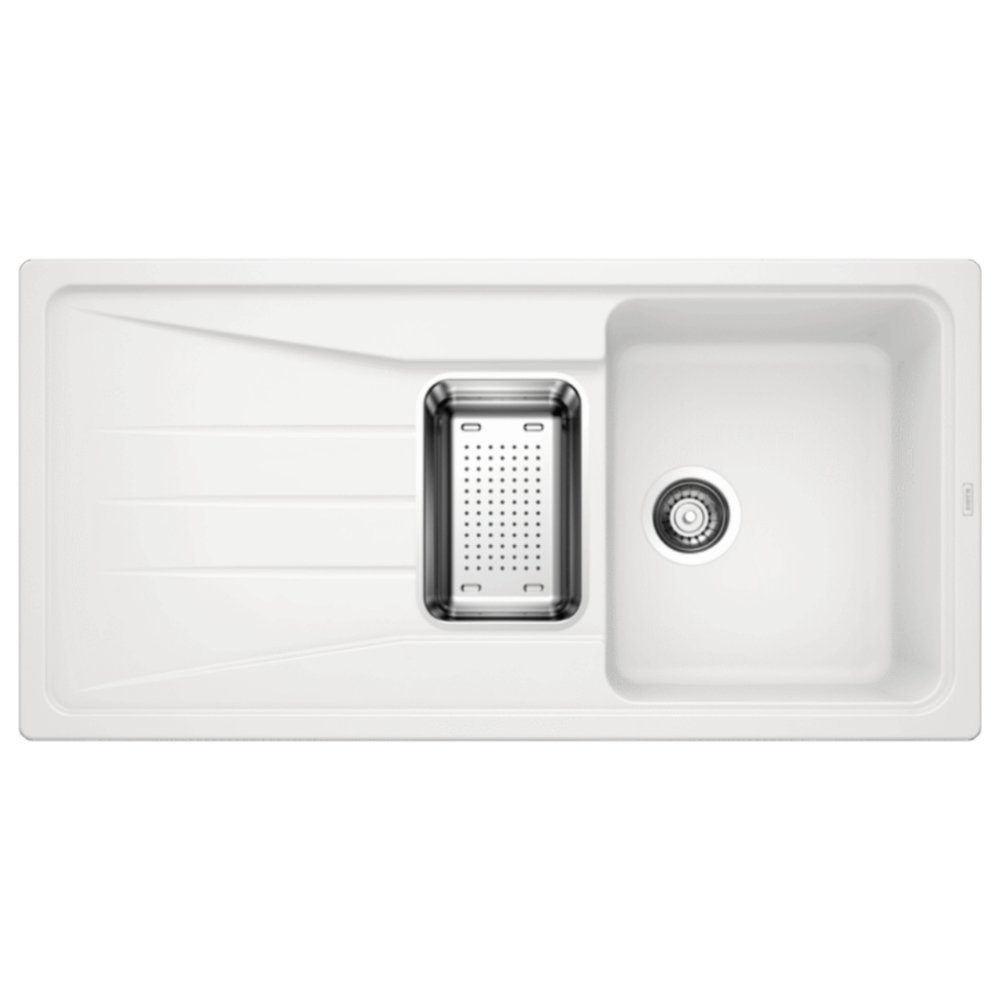 Blanco SONA 6S Double Bowl Sink With Drain Board6  - 56770710
