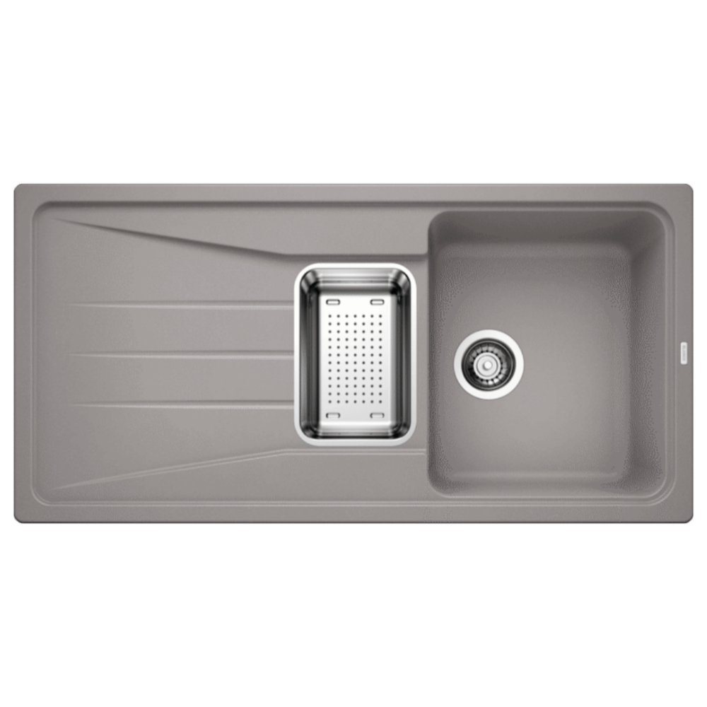 Blanco SONA 6S Double Bowl Sink With Drain Board6  - 56770910