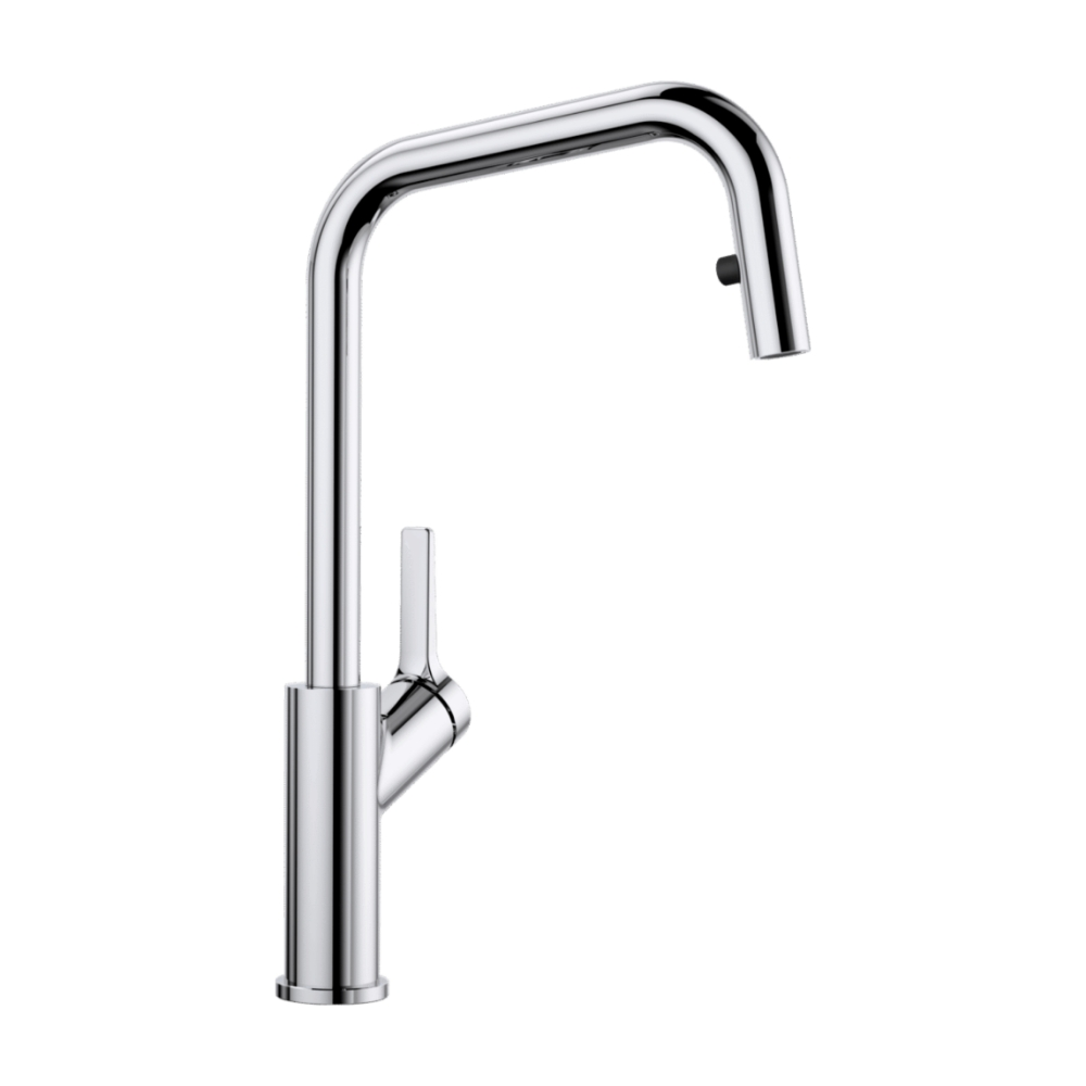 Blanco JURENA S Deck Mounted Kitchen Mixer with Pullout -56907260