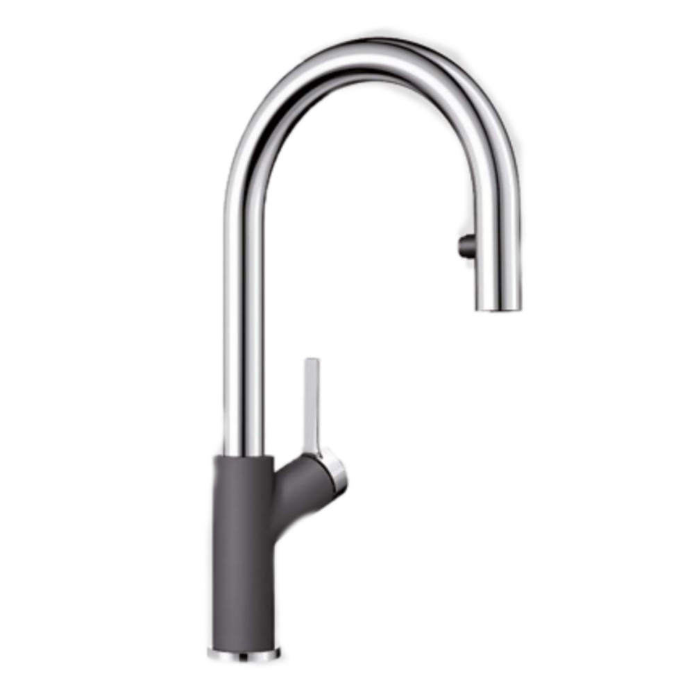 Blanco CARENA S Deck Mounted Kitchen Mixer with Pullout -56907540