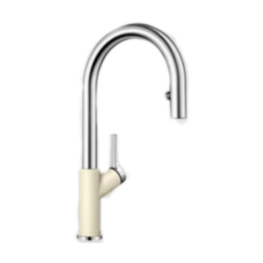 Blanco CARENA S Deck Mounted Kitchen Mixer with Pullout -56907640