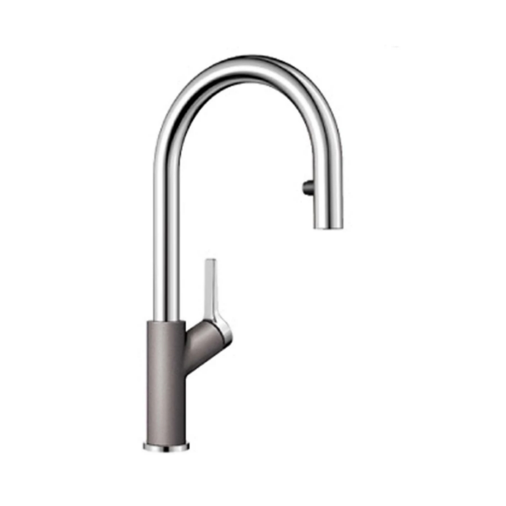 Blanco CARENA S Deck Mounted Kitchen Mixer with Pullout -56907940