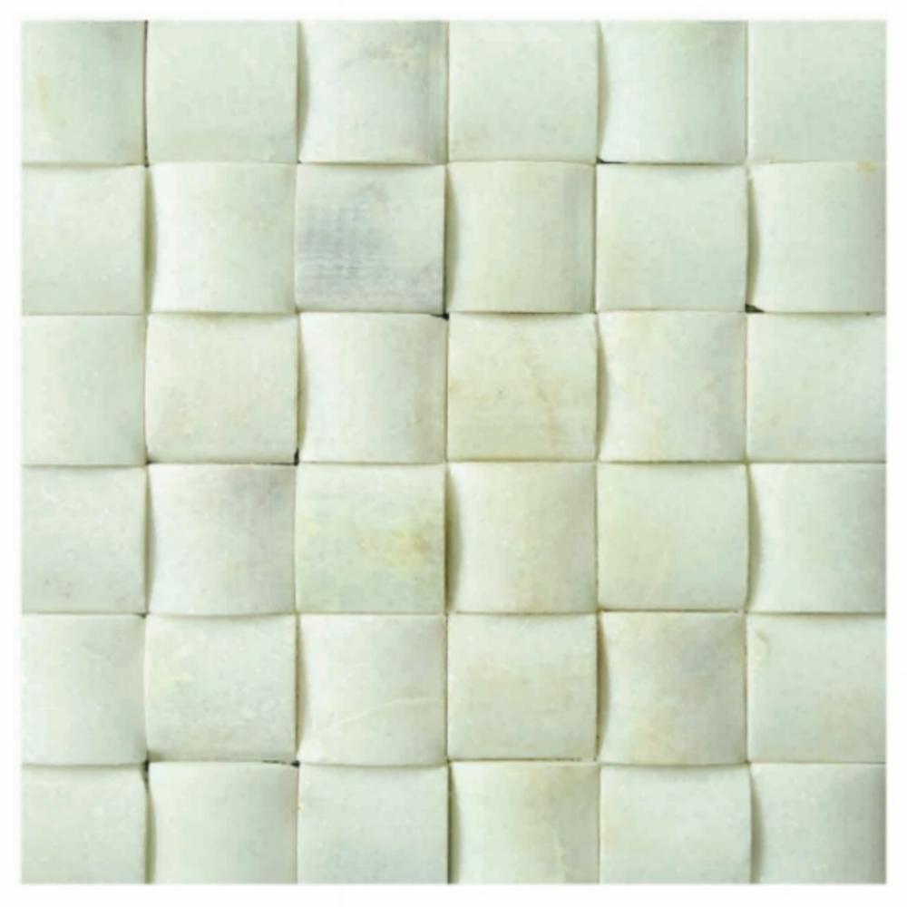 MOSAICS WHITE MOLD 12
