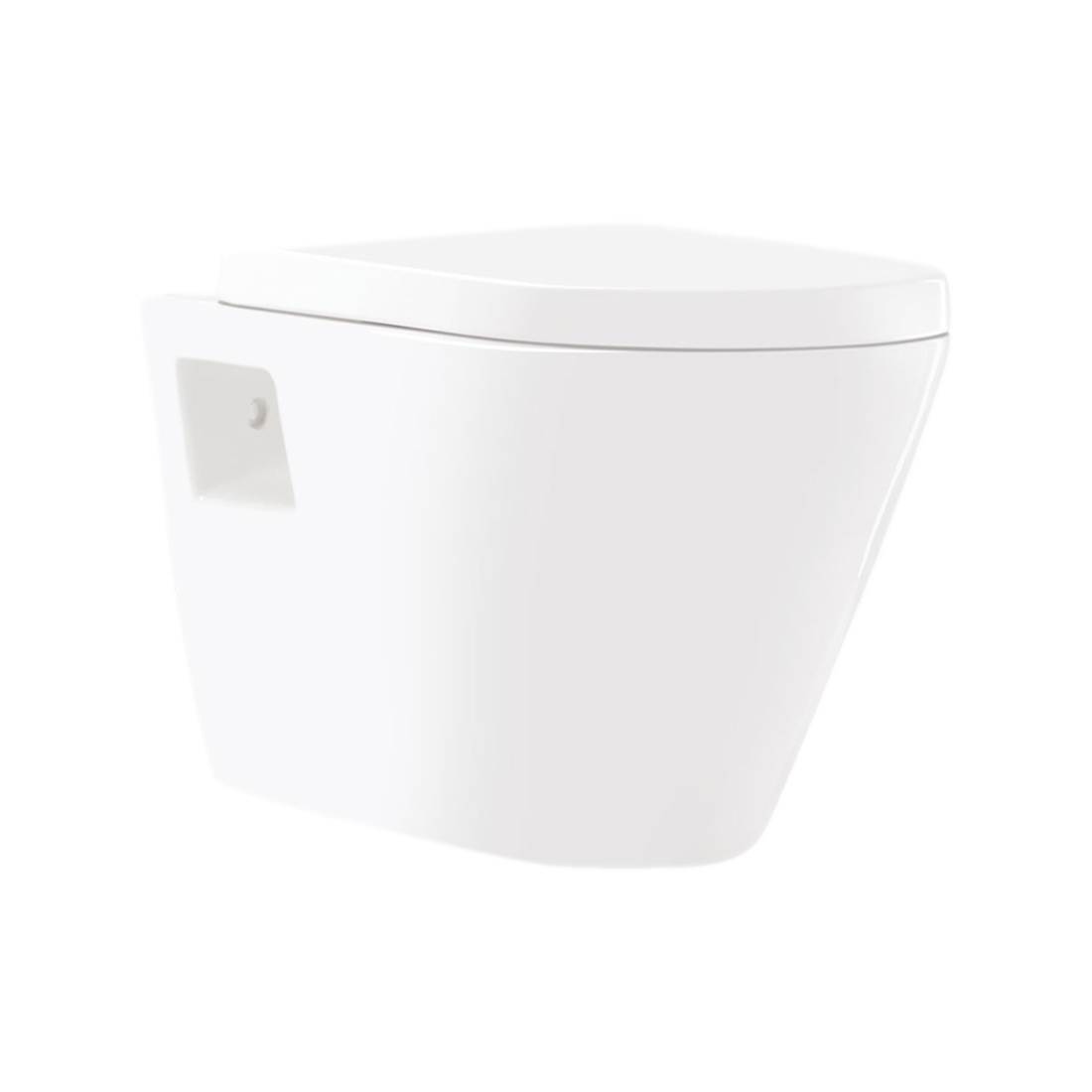 Kerovit Abby KB018 Wall Hung European Water Closet With Seat Cover