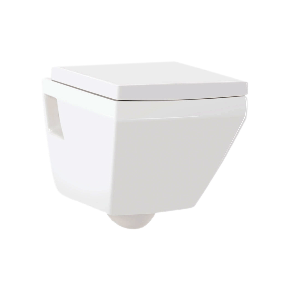 Kerovit Dominic KB026 Wall Hung European Water Closet With Seat Cover