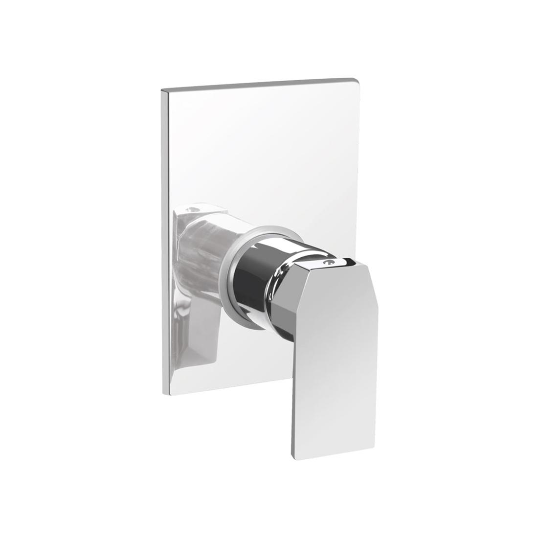 Kerovit Qua KB1011015 Single Lever 2-Inlet Concealed Shower Mixer Trim