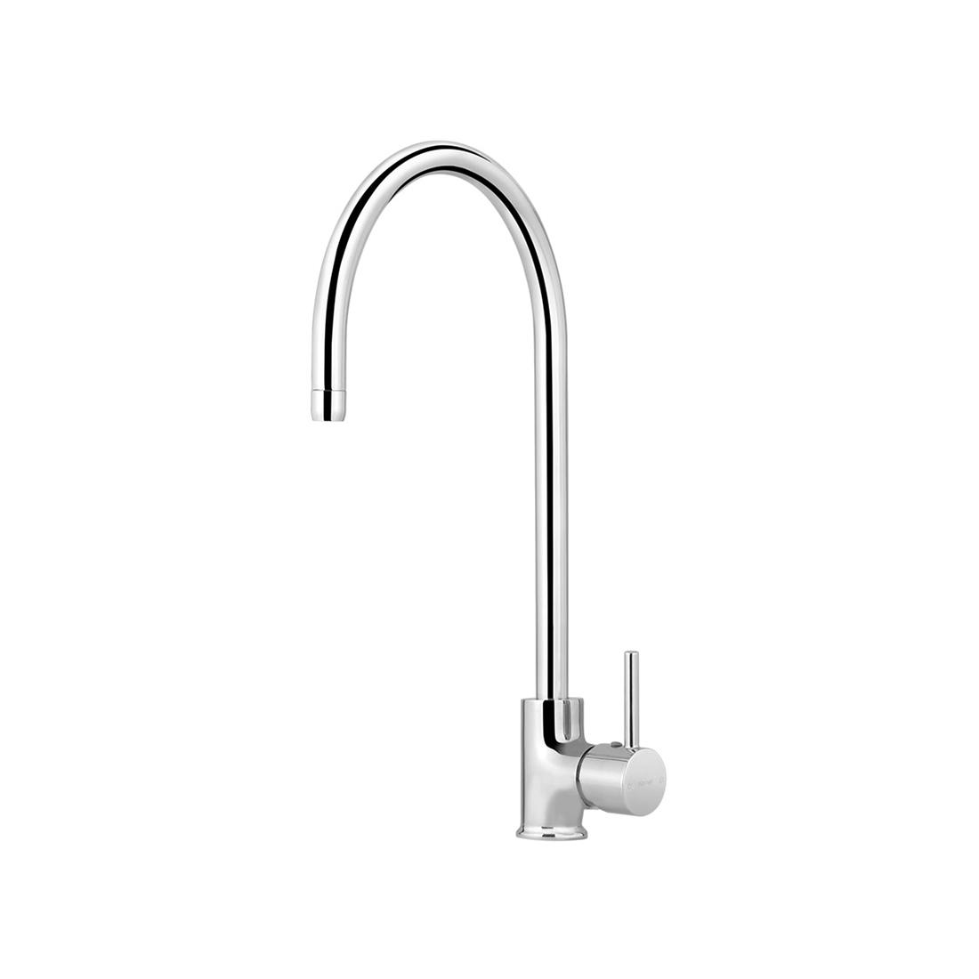 Kerovit Nucleus KB111047 Single Lever Sink Mixer With Swivel Spout