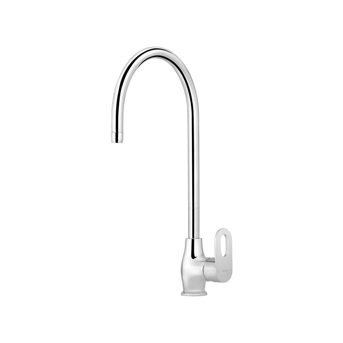 Kerovit Trendy KB2111047 Single Lever Sink Mixer With Swivel Spout