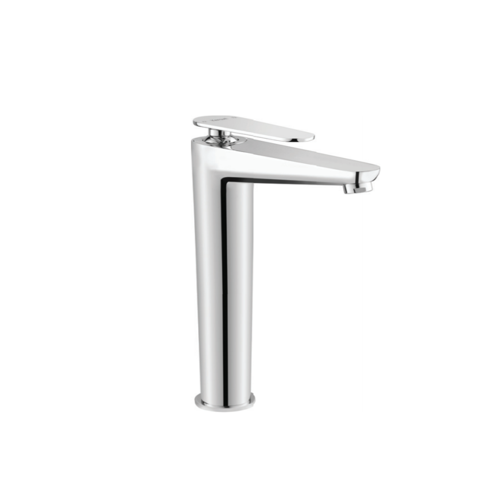 Aurum Arius KB2311011-ND-CP Single Lever Tall Basin Mixer Without Pop-Up