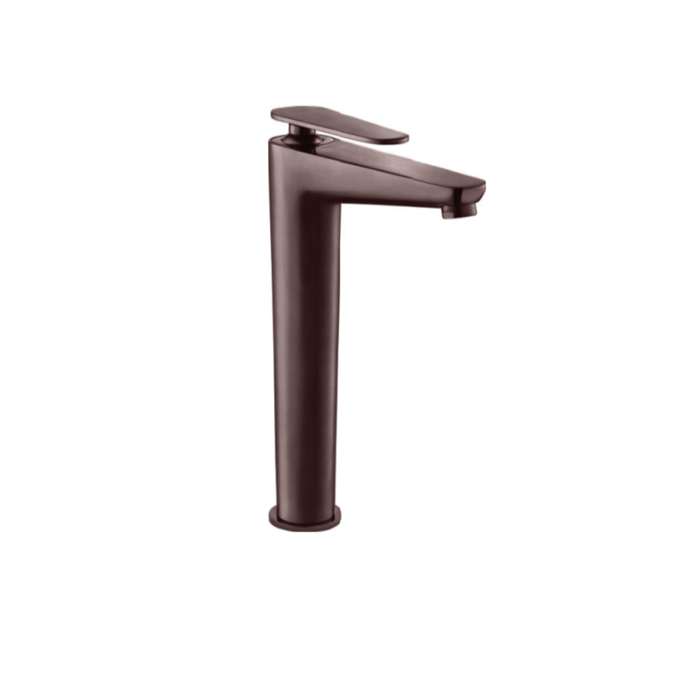 Aurum Arius KB2311011-ND-GMP Single Lever Tall Basin Mixer Without Pop-Up