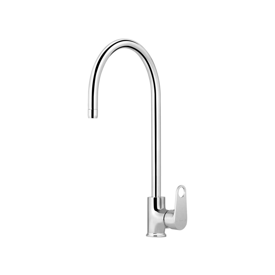 Kerovit Hydrus Plus KB511047 Single Lever Sink Mixer With Swivel Spout