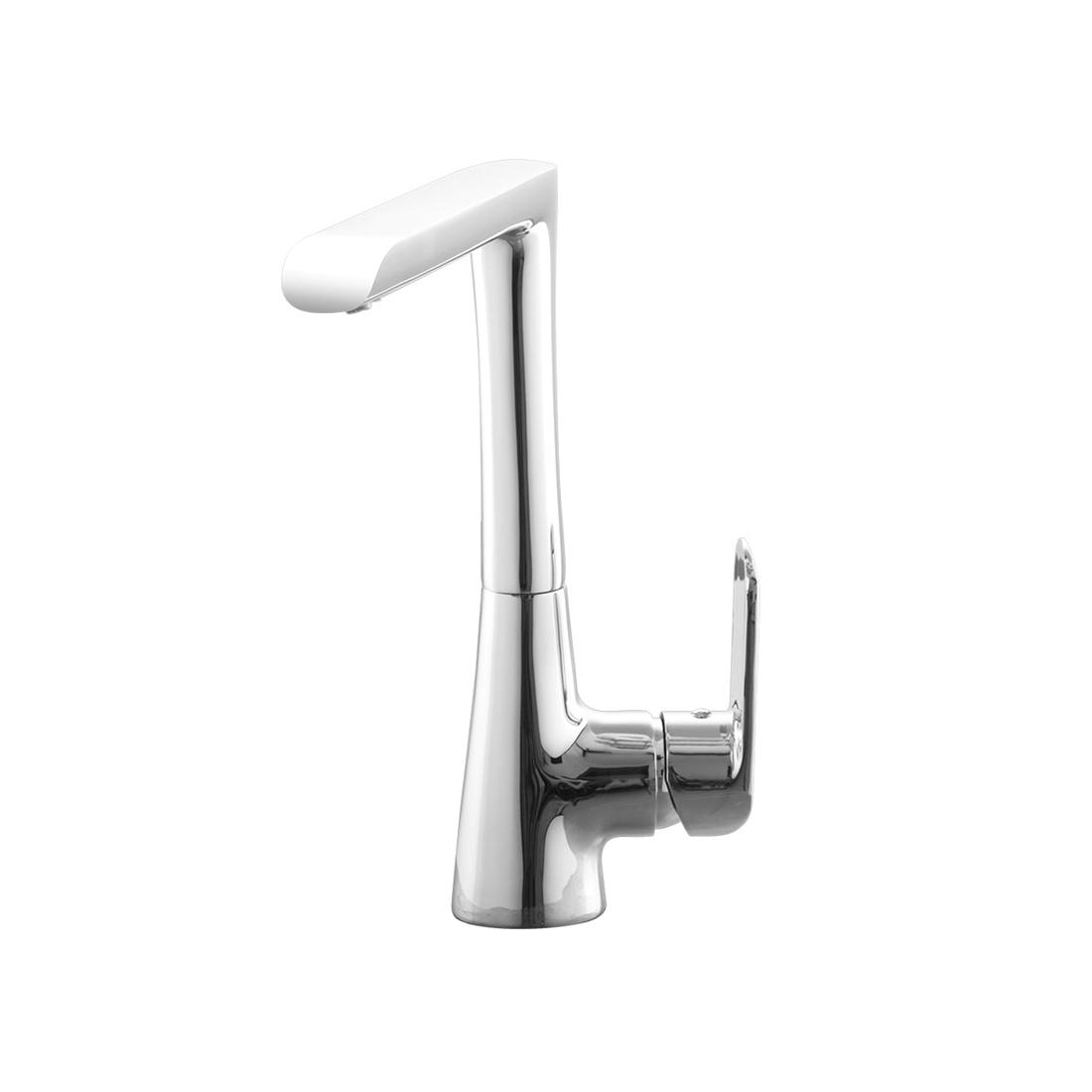 Kerovit Matrix KB811047 Single Lever Sink Mixer With Swivel Spout