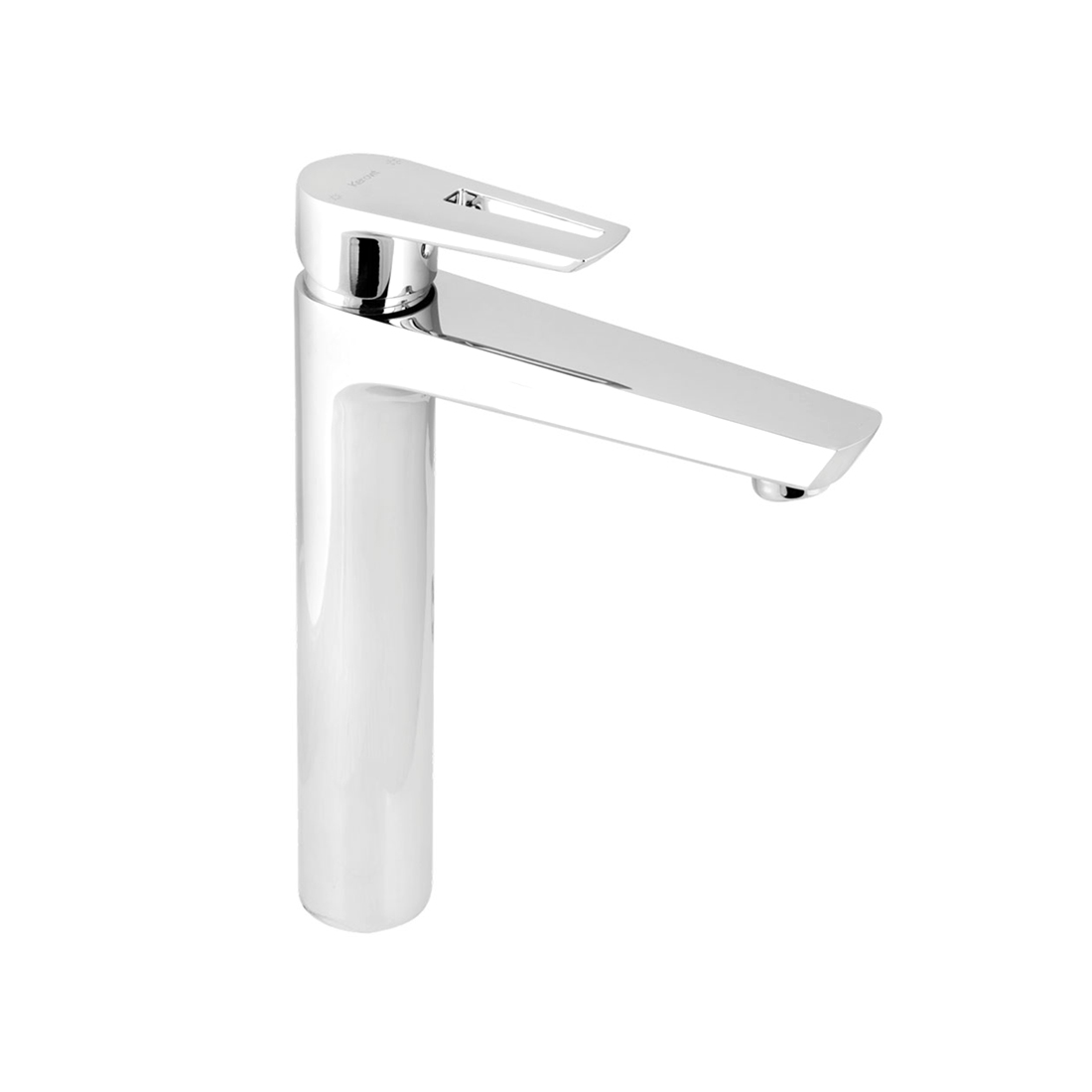 Kerovit Chime KB911011 Single Lever Tall Basin Mixer Without Pop-Up