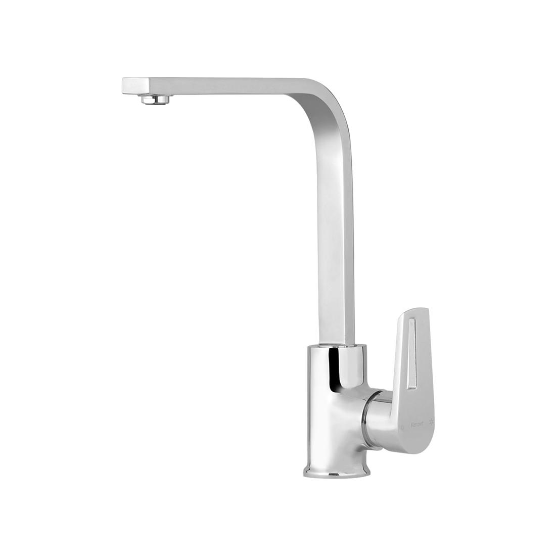 Kerovit Chime KB911047 Single Lever Sink Mixer With Swivel Spout