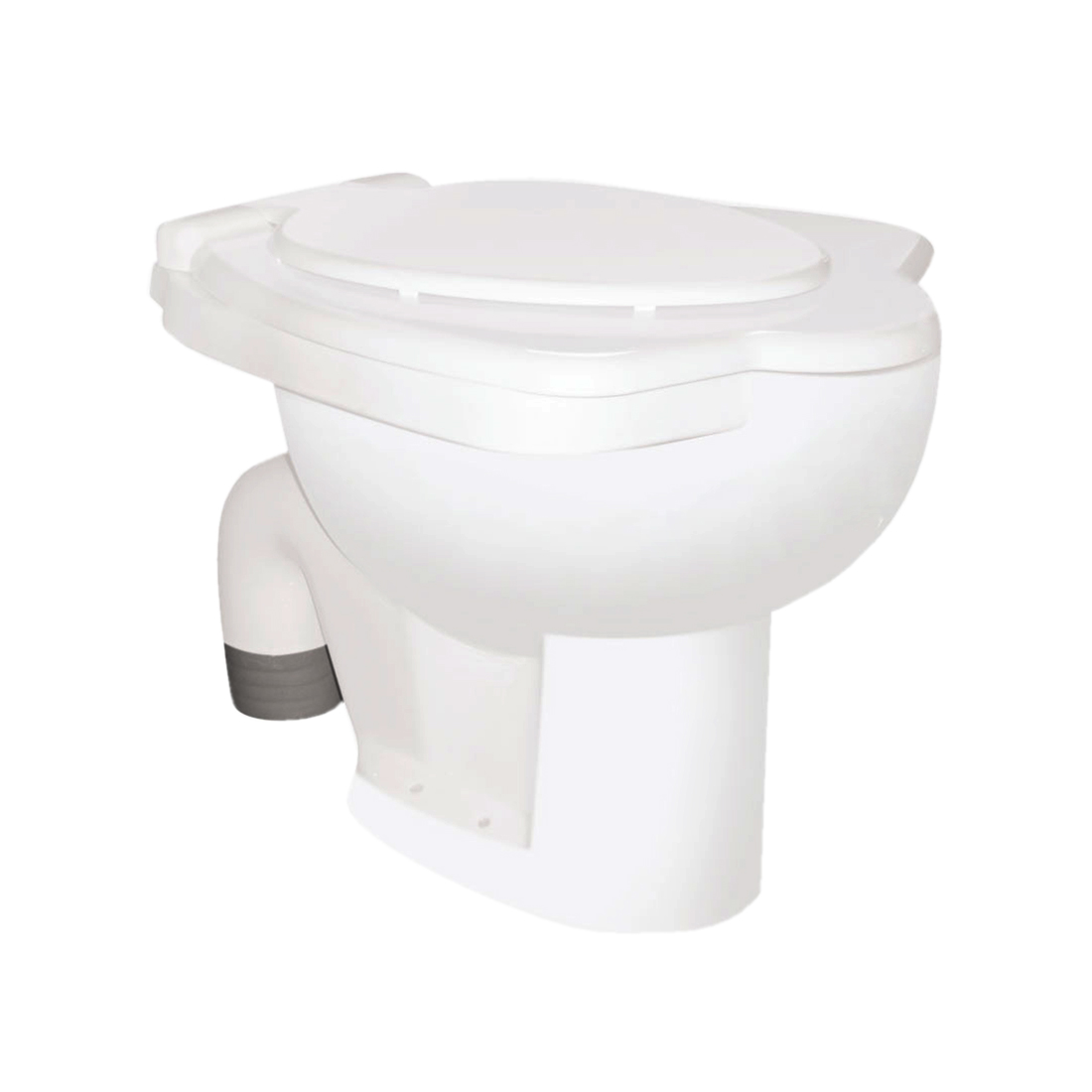 Kerovit Star KS115 Open S-Trap Anglo Indian Water Closet With Seat Cover