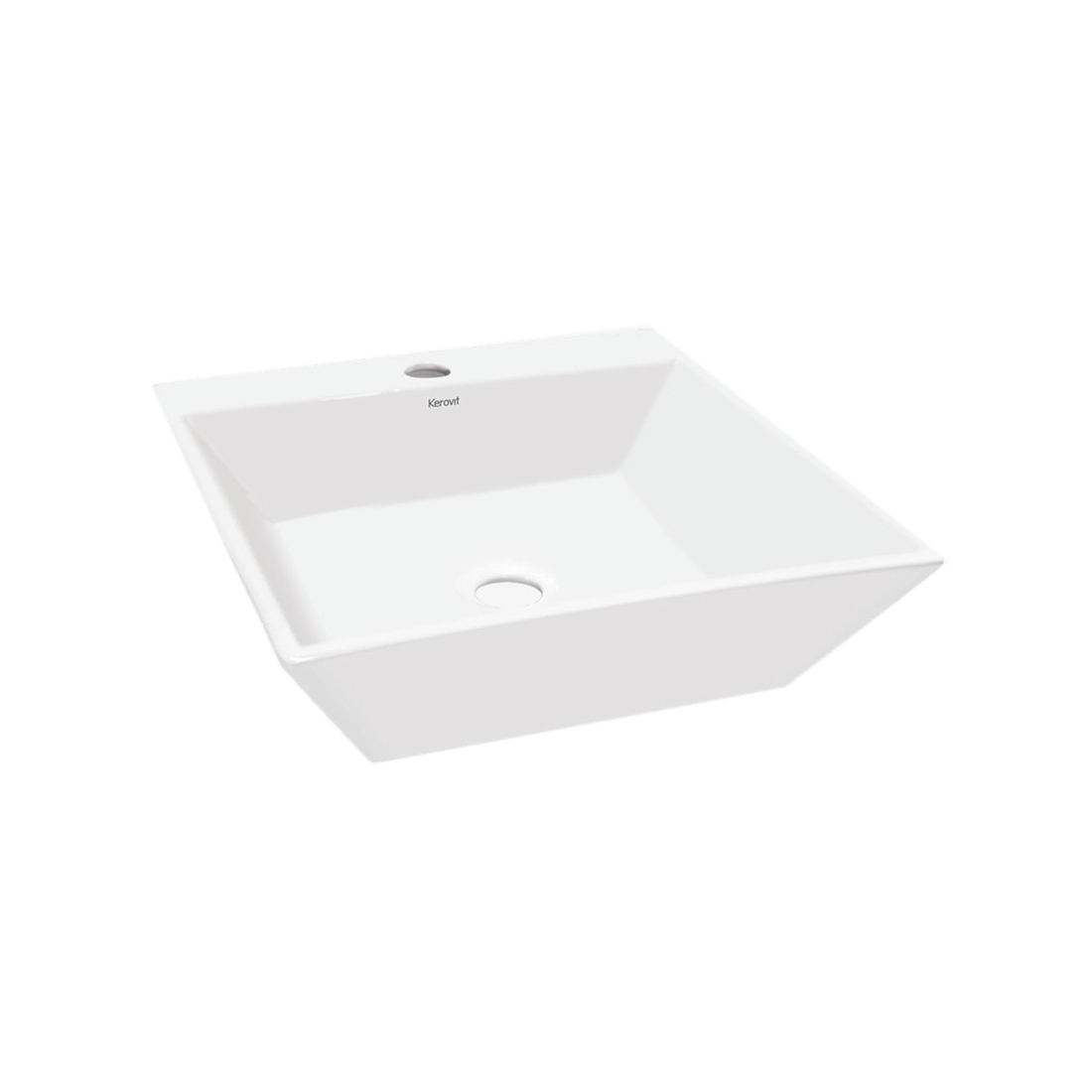 Kerovit Jazz KS245 Counter Top Wash Basin