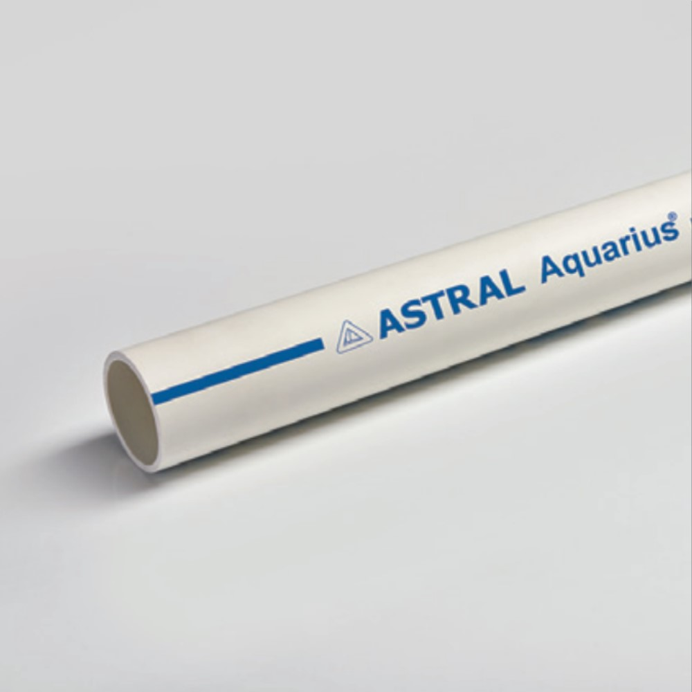 Ast  Astm Pipe 80mm 3''  Sh 40 3m