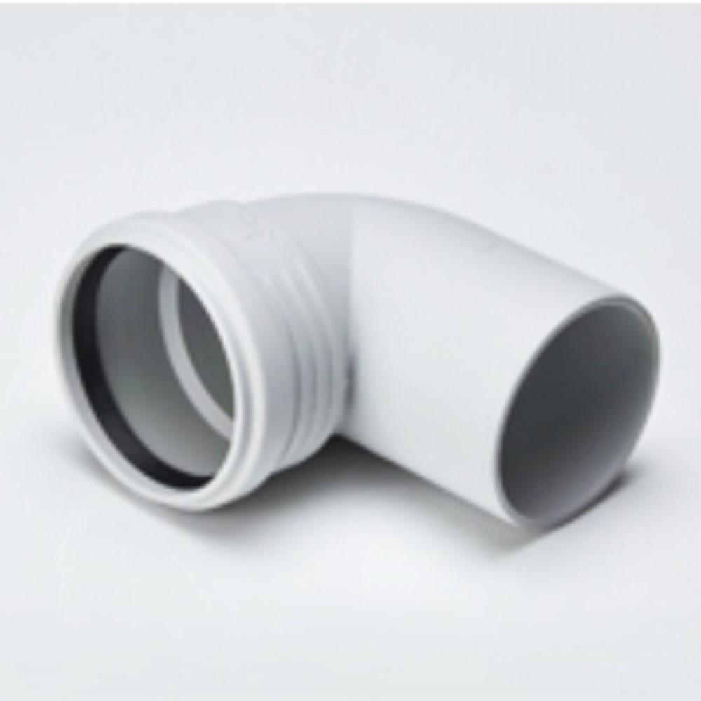 Ast  Silencio Elbow 87.5* 110mm 4