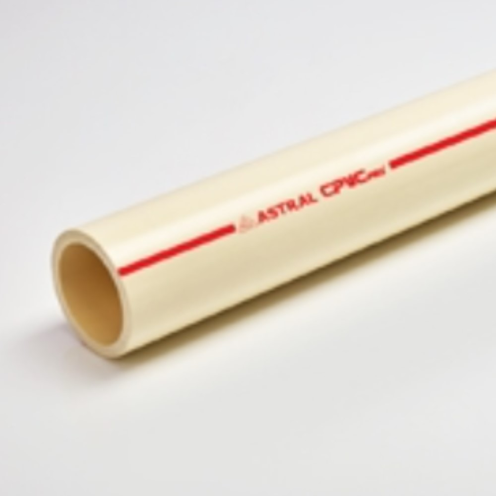 Ast  Cpvc Pro Pipe (Sdr -13.5) 50mm 2