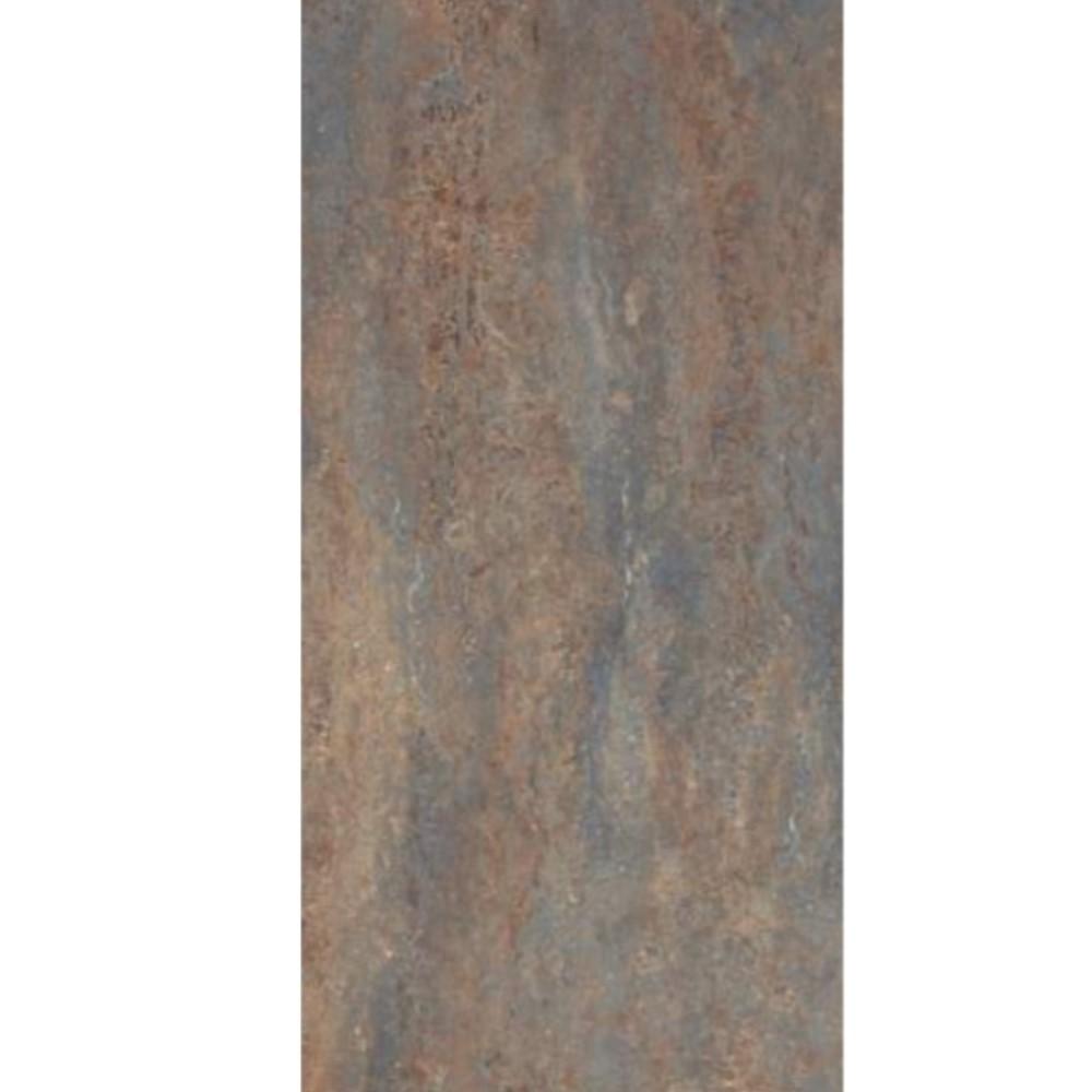 M GVT Indian Series M60120015 Caravaggio Rust Polished Glazed Vetrified Tiles - Glazed