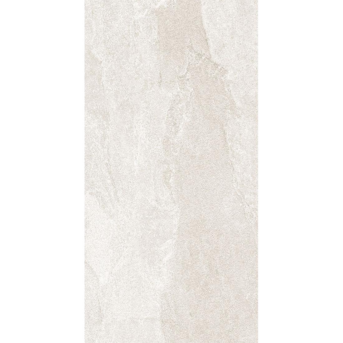 Nitco Nordic White N5001 Matte Glazed Vitrified Tile