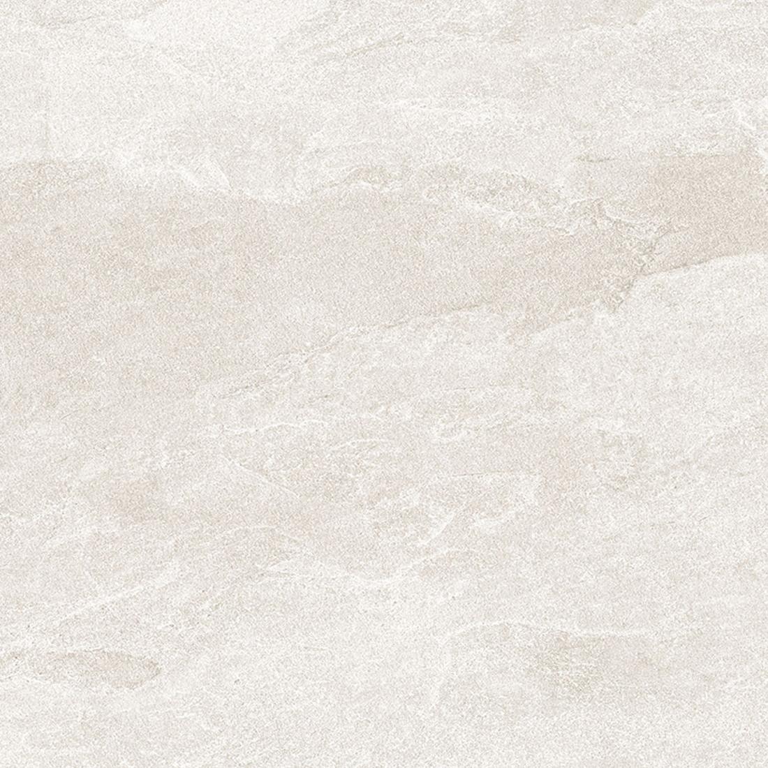 Nitco Nordic White N5301 Matte Glazed Vitrified Tile