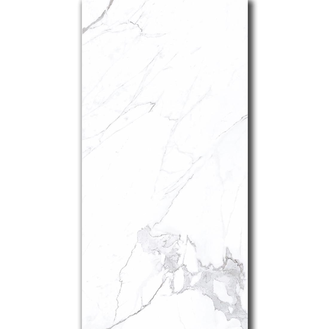 Nitco Aeon Calacatta N6908 Matte Glazed Vitrified Tile